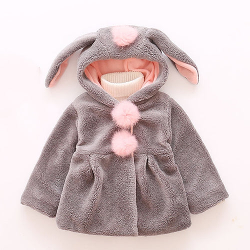 The Bunny Series Fashion Coat (1 - 4Y)