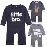 Casual Home-wear Rompers (3-18 M) - GoFancy