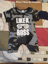 Load image into Gallery viewer, Camouflage Rompers for Baby Boys - GoFancy