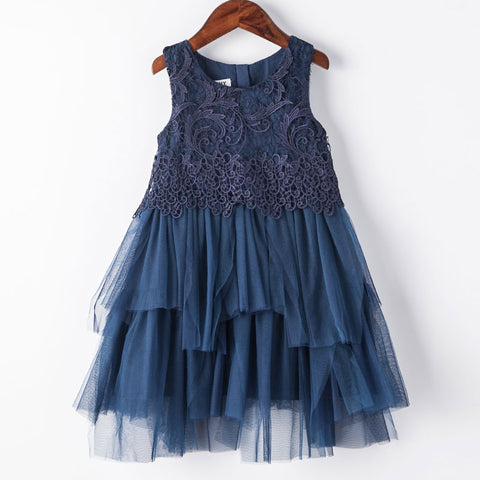 Designers Fashion Fancy Frock (18 M - 7 Y)