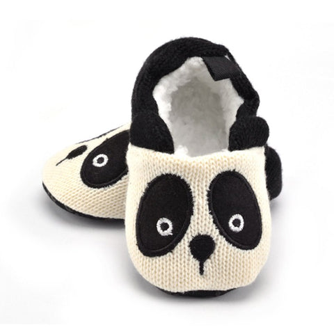 Soft Knit Infant Shoes for Girls & Boys (0 - 18 M) - GoFancy