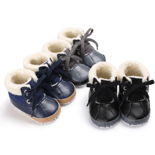 Winter Snow Boot Sneakers (0 - 15 M)