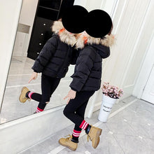 Load image into Gallery viewer, Warm Fashion Parkas Jacket (1 - 5 Y)
