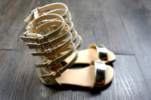 Load image into Gallery viewer, Fashion Roman Party & Fancy Sandals (18M - 5Y)