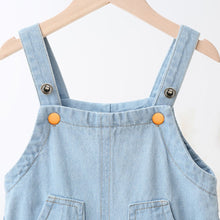 Load image into Gallery viewer, IENENS Baby Overalls Toddler Clothes Boy Girl Jumpsuit Playsuit Infant Denim Jeans Dungarees Spring Autumn Pants