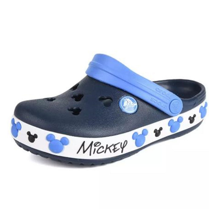 Mickey Fashion Crocs - Size Range: (in sole 14.2 to 22 cm)