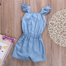 Load image into Gallery viewer, Soft Cotton Denim Outfit (1- 5 Y)