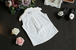 New Summer Fashion Top & Embroidered Skirt (1 - 7 Y)