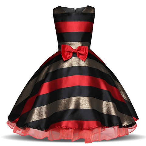 Elegant Wedding & Party Frock (18 M - 9 Y)