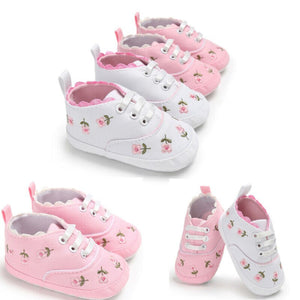 Fashion Floral Sneakers