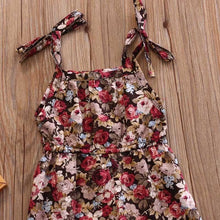 Load image into Gallery viewer, Exhibition of Flowers Jumpsuit (3 - 18 M)