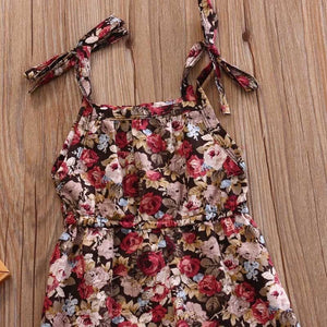 Exhibition of Flowers Lite Jumpsuit