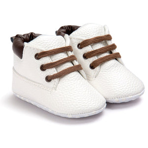 Vintage Soft Sole Infant Shoes (0 - 15 M)