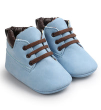 Load image into Gallery viewer, Vintage Soft Sole Infant Shoes (0 - 15 M)