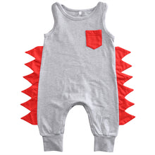 Load image into Gallery viewer, The Stud Tank Jumpsuit (3 - 18 M)