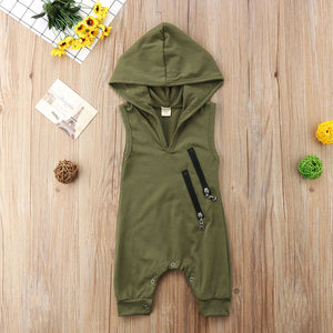 The Stylish Little Boys' Jumpsuit (3 - 24 M)