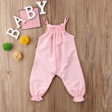 Load image into Gallery viewer, Ultra Light Summer Romper Jumpsuit Overall (6 - 24 M)