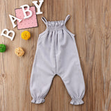Ultra Light Summer Romper Jumpsuit Overall (6 - 24 M)