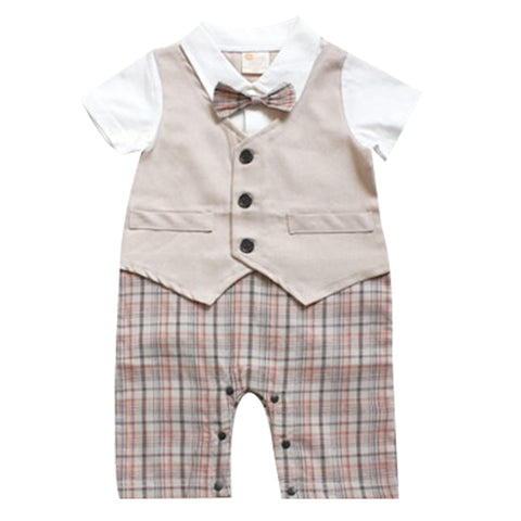 Gentleman Baby Boy Outfit (3 - 18 M)