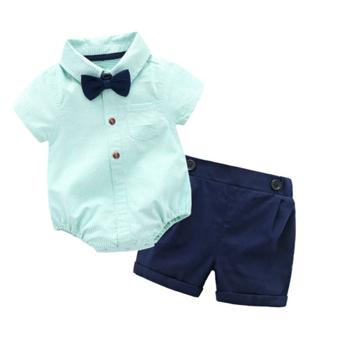 Bow Gentleman Outfit