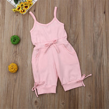 Load image into Gallery viewer, Hot-In-Demand Suspenders Jumpsuit (6 M - 3 Y)