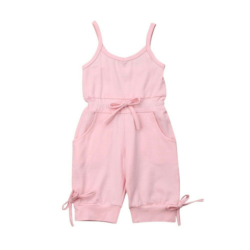 Hot-In-Demand Suspenders Jumpsuit (6 M - 3 Y)