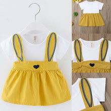 Load image into Gallery viewer, Super Cute Little Heart Frock (3 - 18 M)