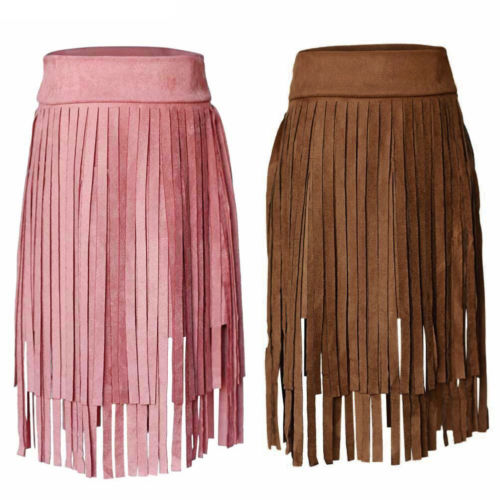 Tassel Toddler Party Skirt (18 M - 6 Y)
