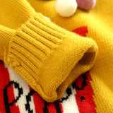 Knitted Sweater for Kids (3M - 4Y) - GoFancy
