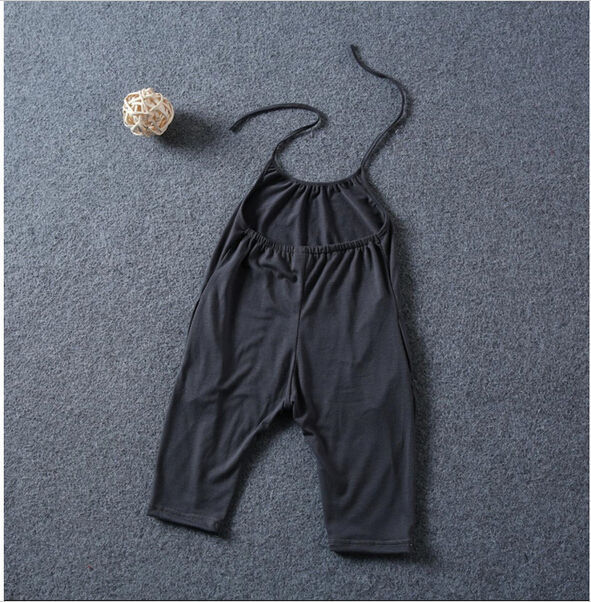 Go Western Low Back Jumpsuit (18 M - 5 Y)