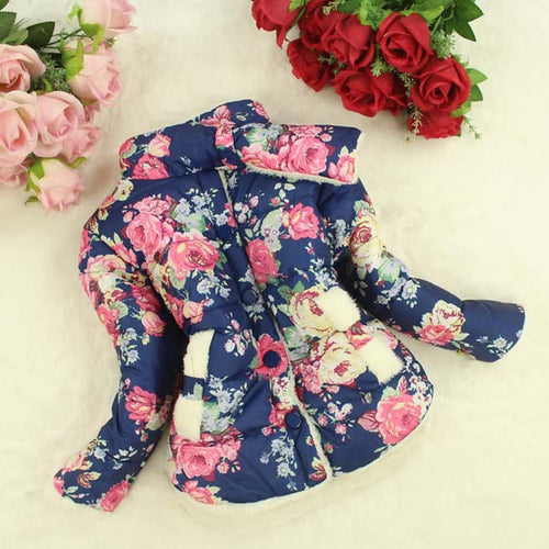 Always-in-Trend Floral Series (9M - 4Y)