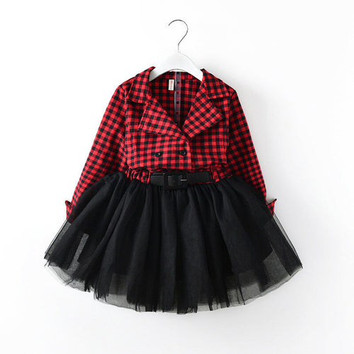 The Classic Fashion Frock (1 - 5 Y)