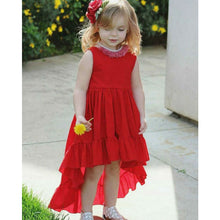 Load image into Gallery viewer, I Love it Plain & Solid Frock (9 M - 4 Y)