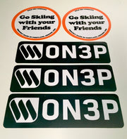 ON3P Sticker Pack