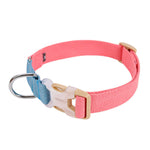 Pink/Sky Blue Easy Peasy Collar