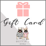 Griffin's Haru Gift Card