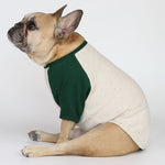 Forest Green Pawfect Raglan Tee
