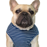 Blue Potato Striped Vest