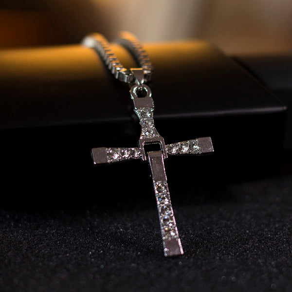 Dominic Toretto Cross Necklace (FREE)