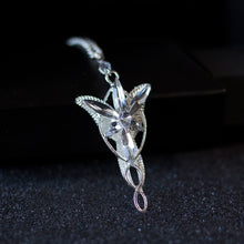 Load image into Gallery viewer, Arwen's Evenstar Necklace (FREE)