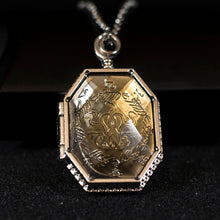Load image into Gallery viewer, Salazar Slytherin's Locket Horcrux Necklace (FREE)
