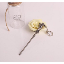 Load image into Gallery viewer, Wand Necklace & Keychain