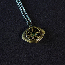 Load image into Gallery viewer, Dr. Strange's Time Stone Necklace (FREE)