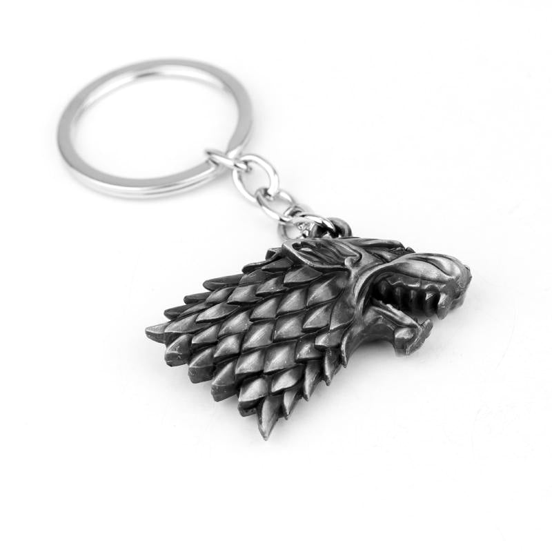 House Stark Necklace (FREE)