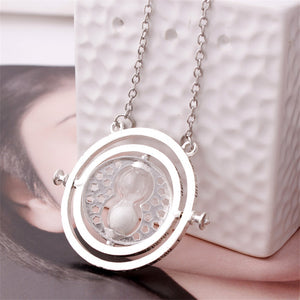 Hermione's Time Turner Necklace (FREE)
