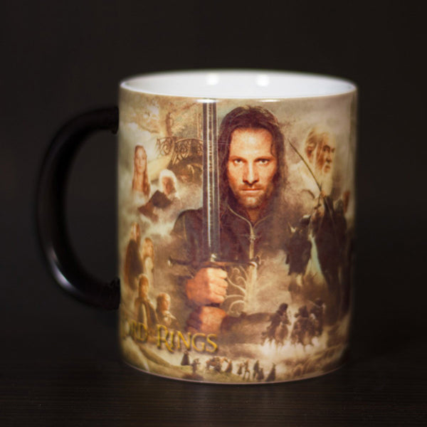 Lord of the Rings Color Changing Mug