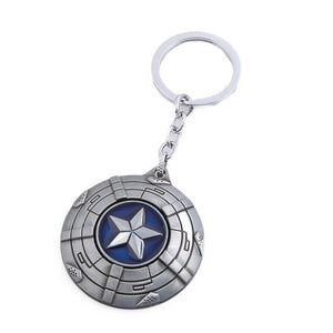 Captain America's Shield Necklace (FREE)
