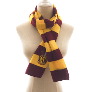 Hogwarts House Scarves