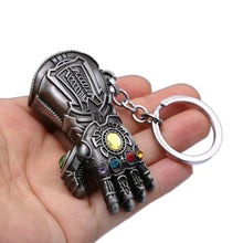 Load image into Gallery viewer, The Infinity Gauntlet Keychain