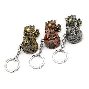 The Infinity Gauntlet Keychain